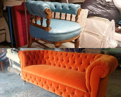 Interior design upholsterers in Cheltenham