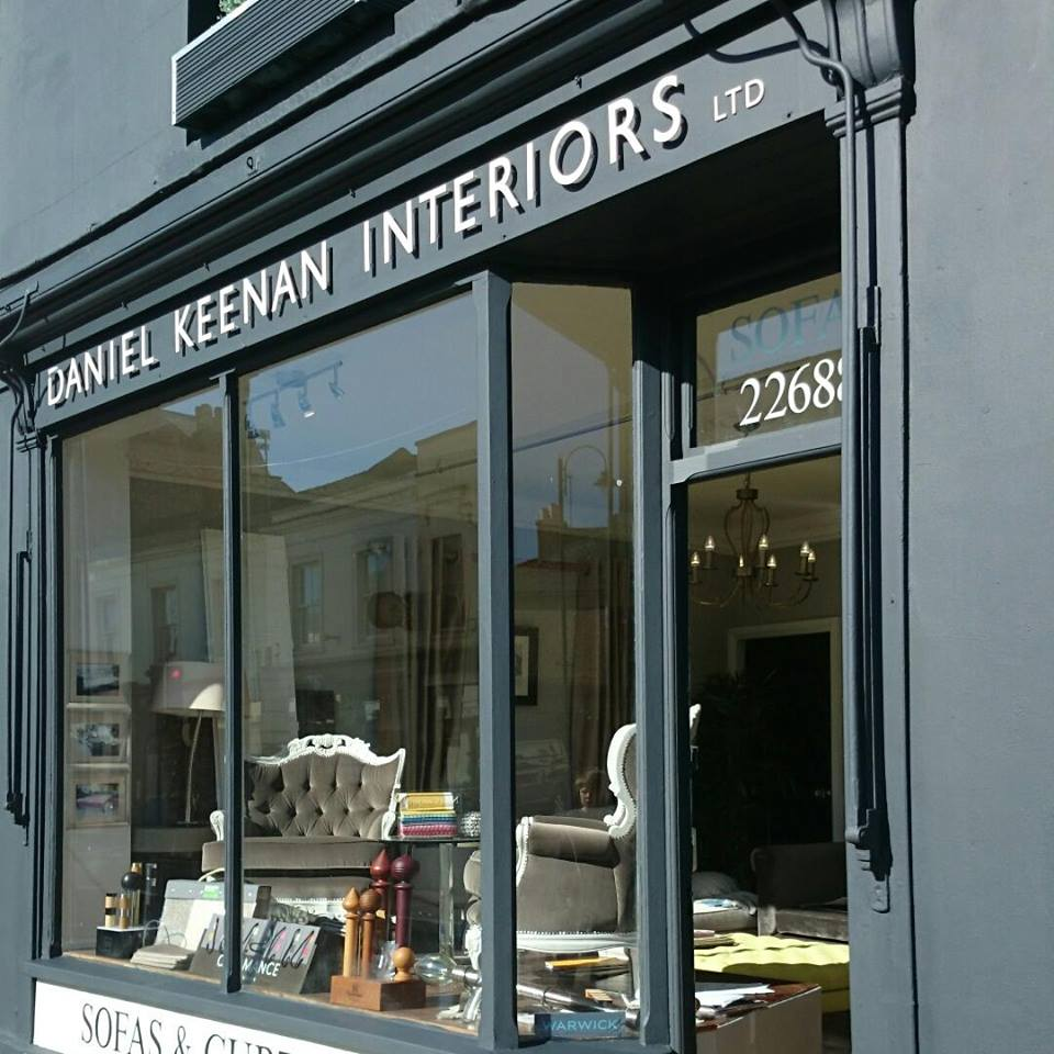 About Daniel Keenan Interiors
